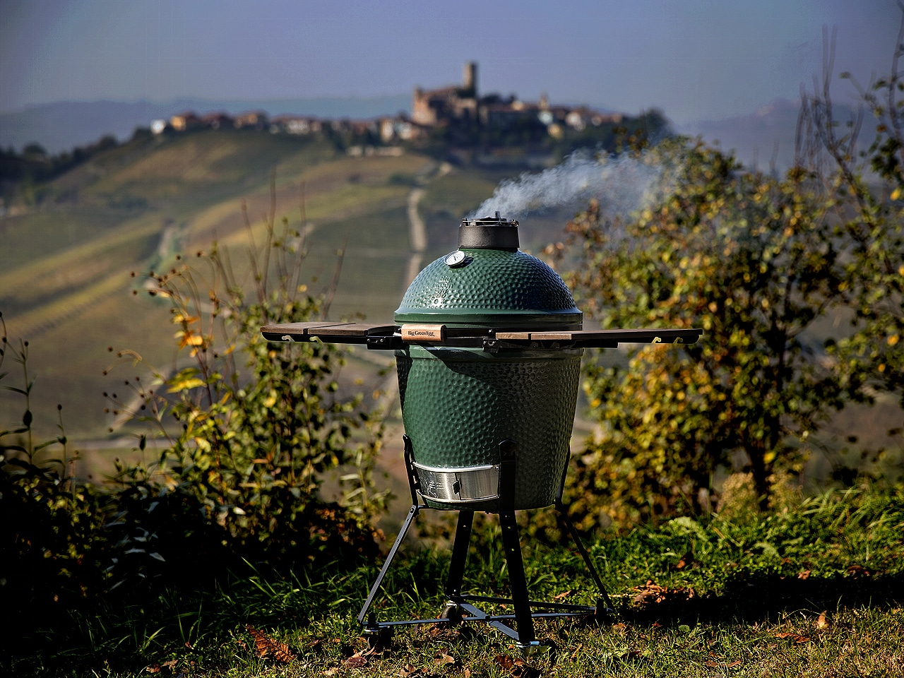 Videos Big Green Egg España