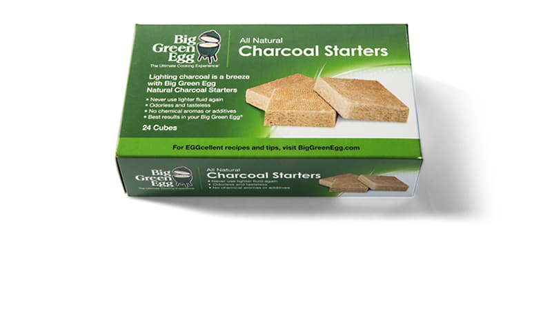 Big Green Egg España Charcoal Starters