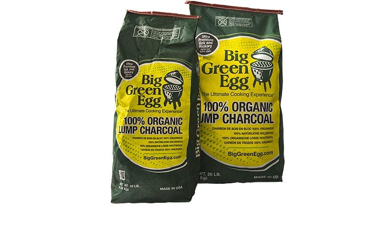 Big Green Egg Carbón Charcoal Orgánico Premium Spain