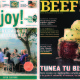 Big Green Egg con la revista BEEF!