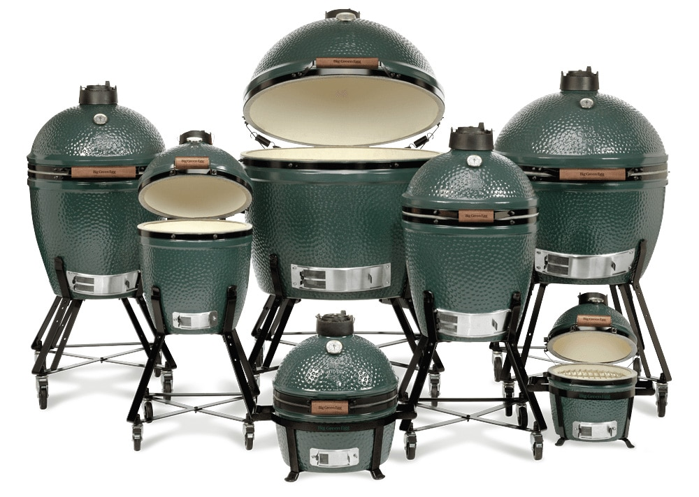Big Green Egg Spain Modelos