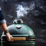 Cocina al vapor Big Green Egg