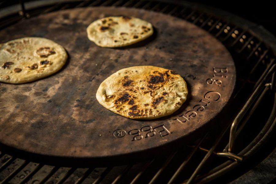 Tortillas mexicanas (receta básica)