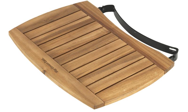 Estantes laterales de madera Acacia