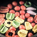 Cocinando con hierro fundido